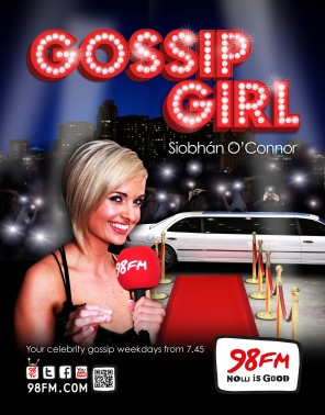 Siobhan O'Connor 98FM Gossip Girl, Beautyboutique.ie